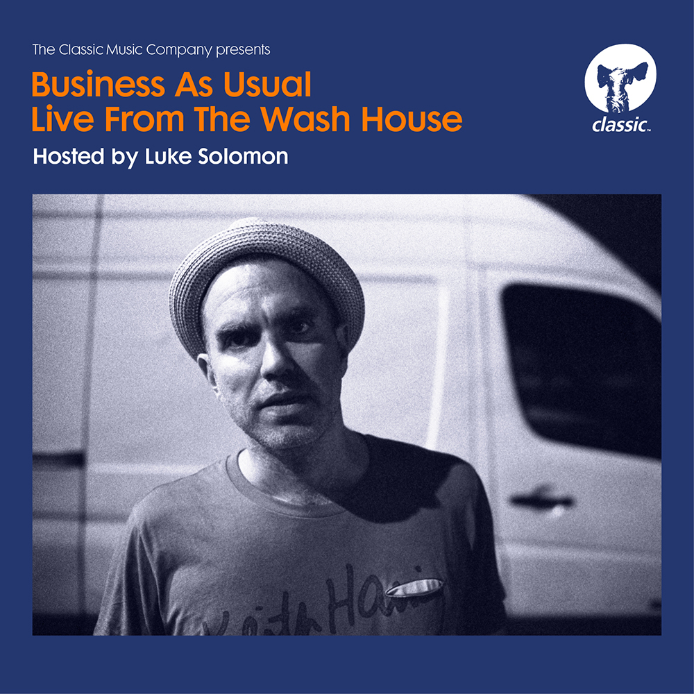 <![CDATA[Luke Solomon - Business As Usual Live From The Wash House]]>