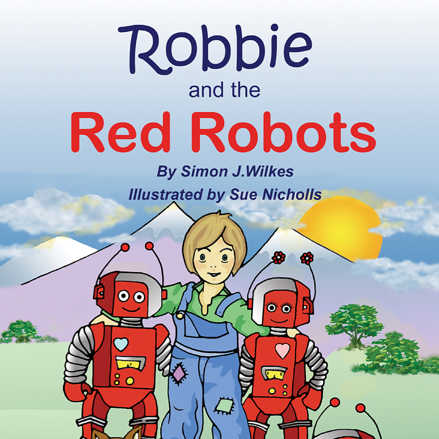 <![CDATA[Robbie and the Red Robots]]>